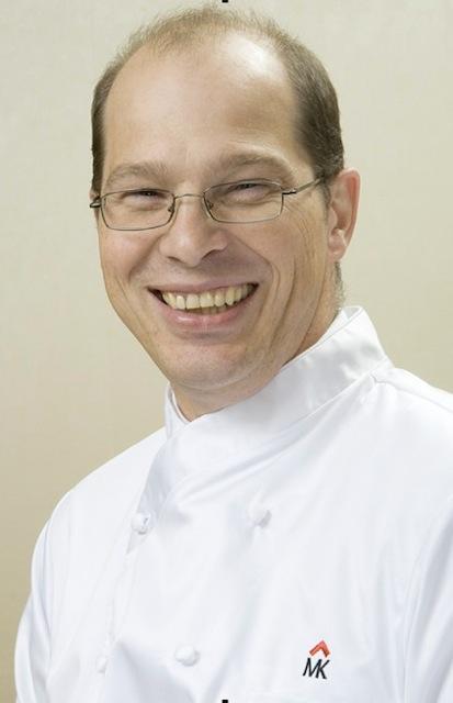 Chef Martin Kaspar