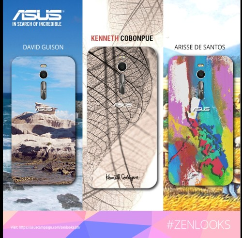ASUS ZenFone 2 Case Designs