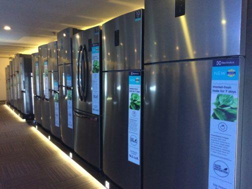 Electrolux Nutri-Fresh Refrigerators